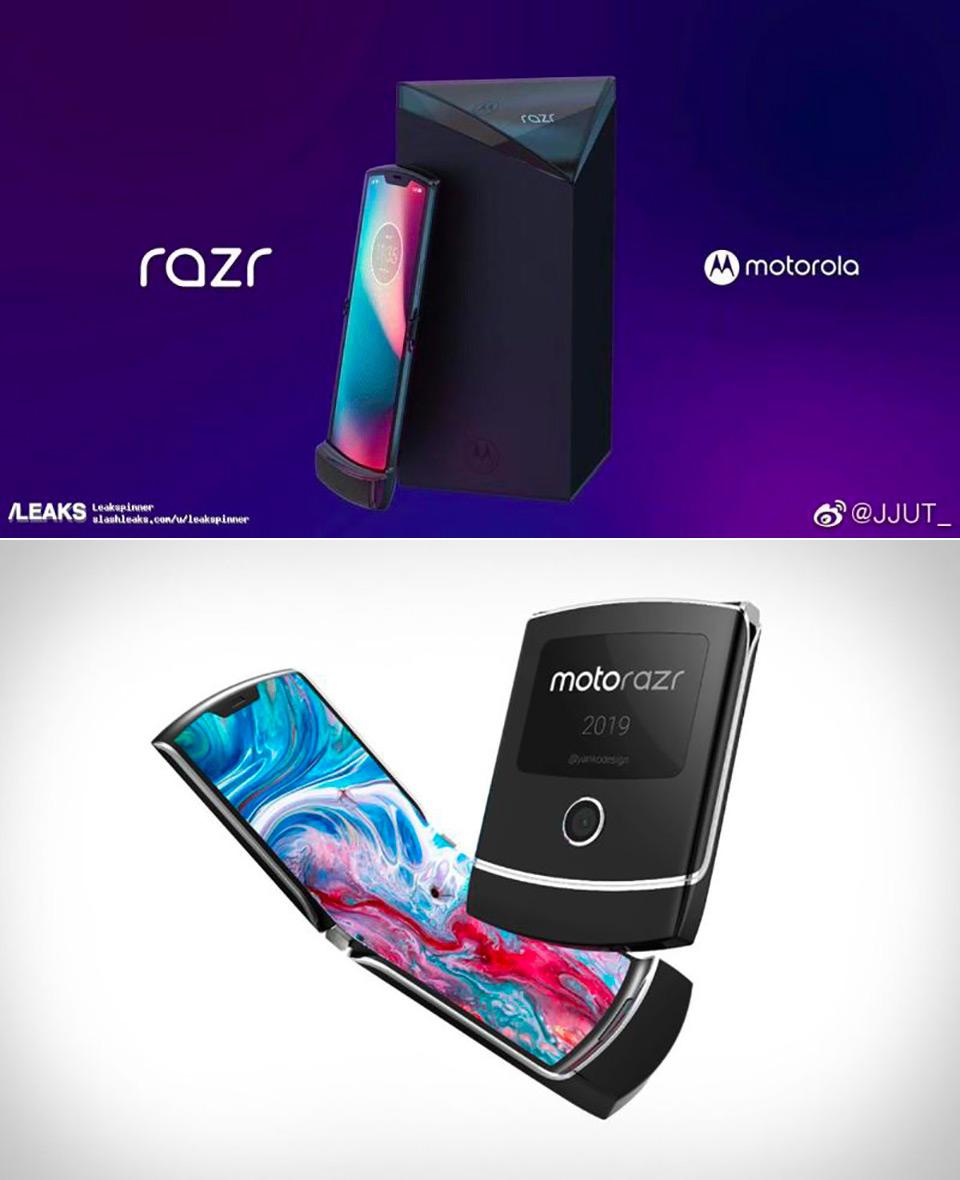 Lenovo Motorola RAZR Mobile Phone