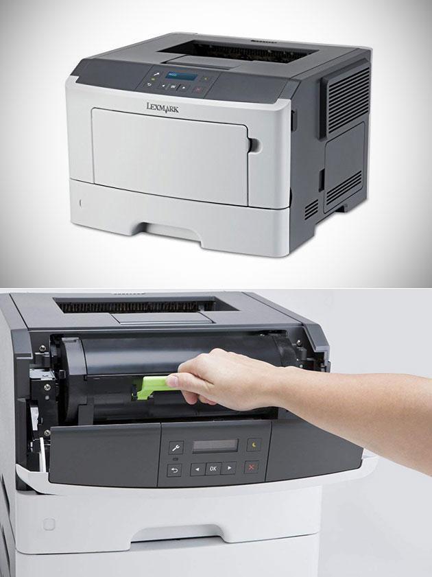 Lexmark Compact Laser Printer