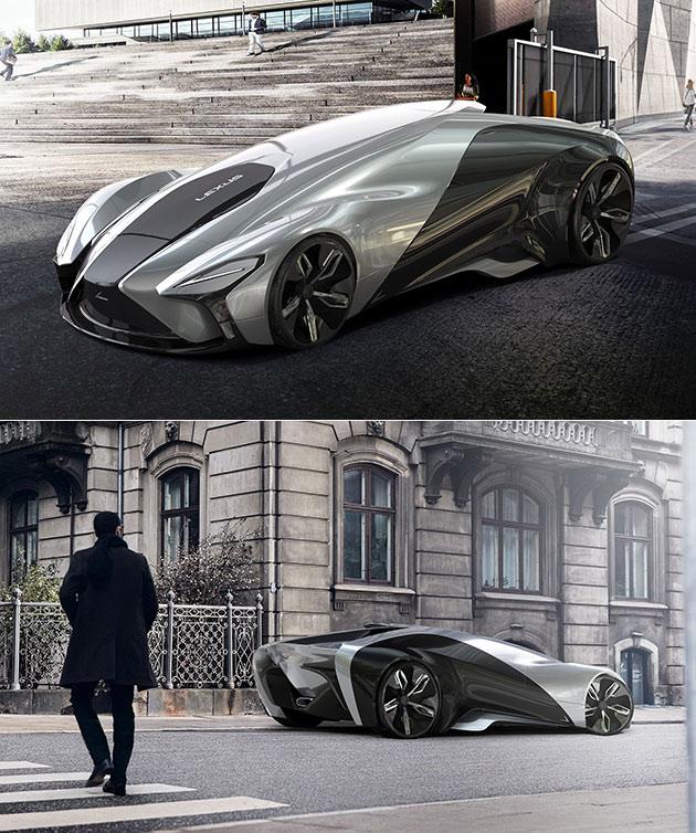 Lexus Kaze