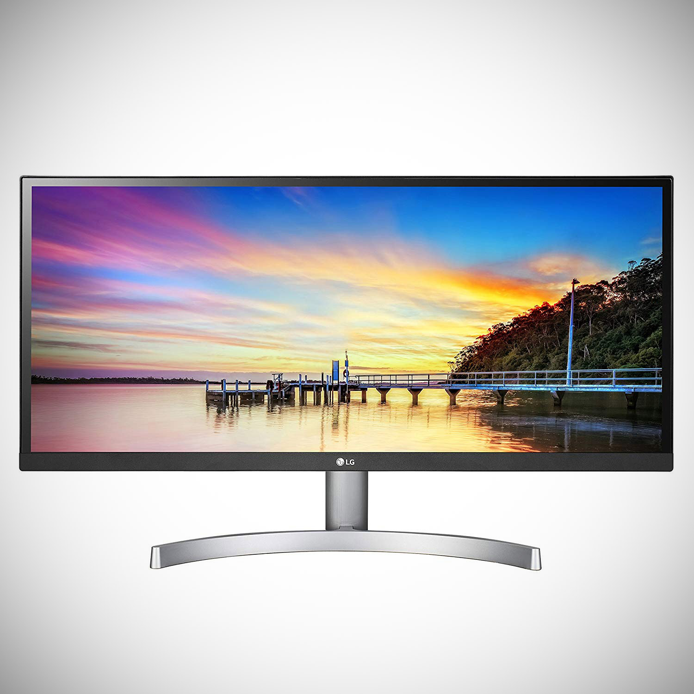 LG 29WK600-W UltraWide Monitor