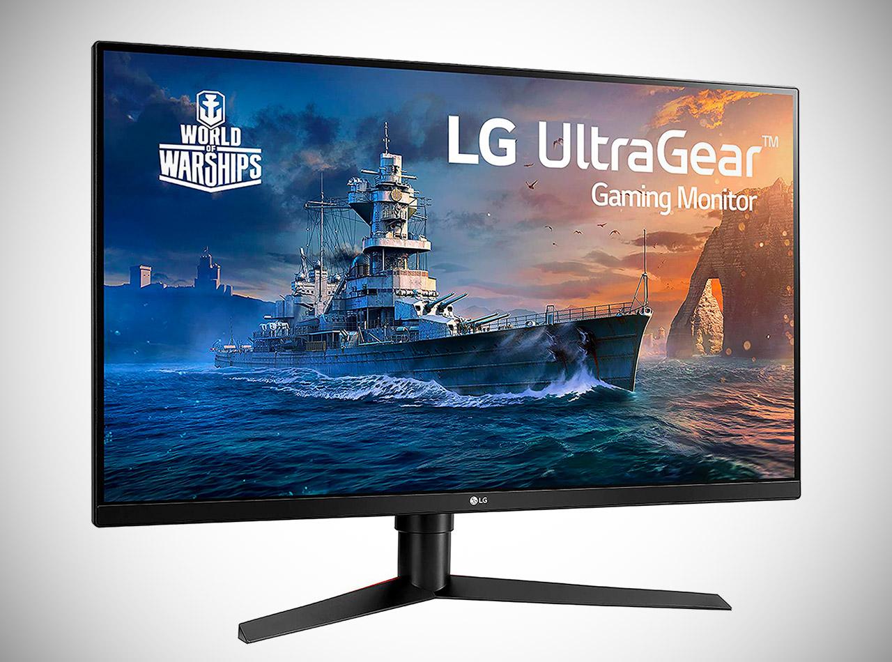 LG 32GK650F 32 Gaming Monitor
