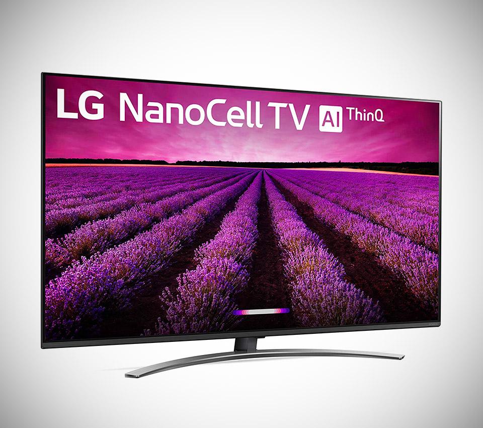 LG Nano 8 NanoCell TV