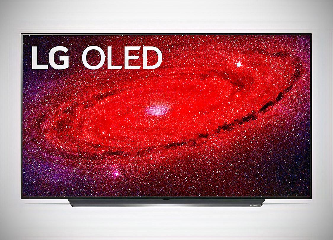 LG 55-inch 4K Smart OLED TV