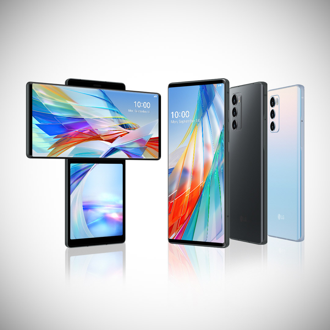 LG Wing Smartphone Official