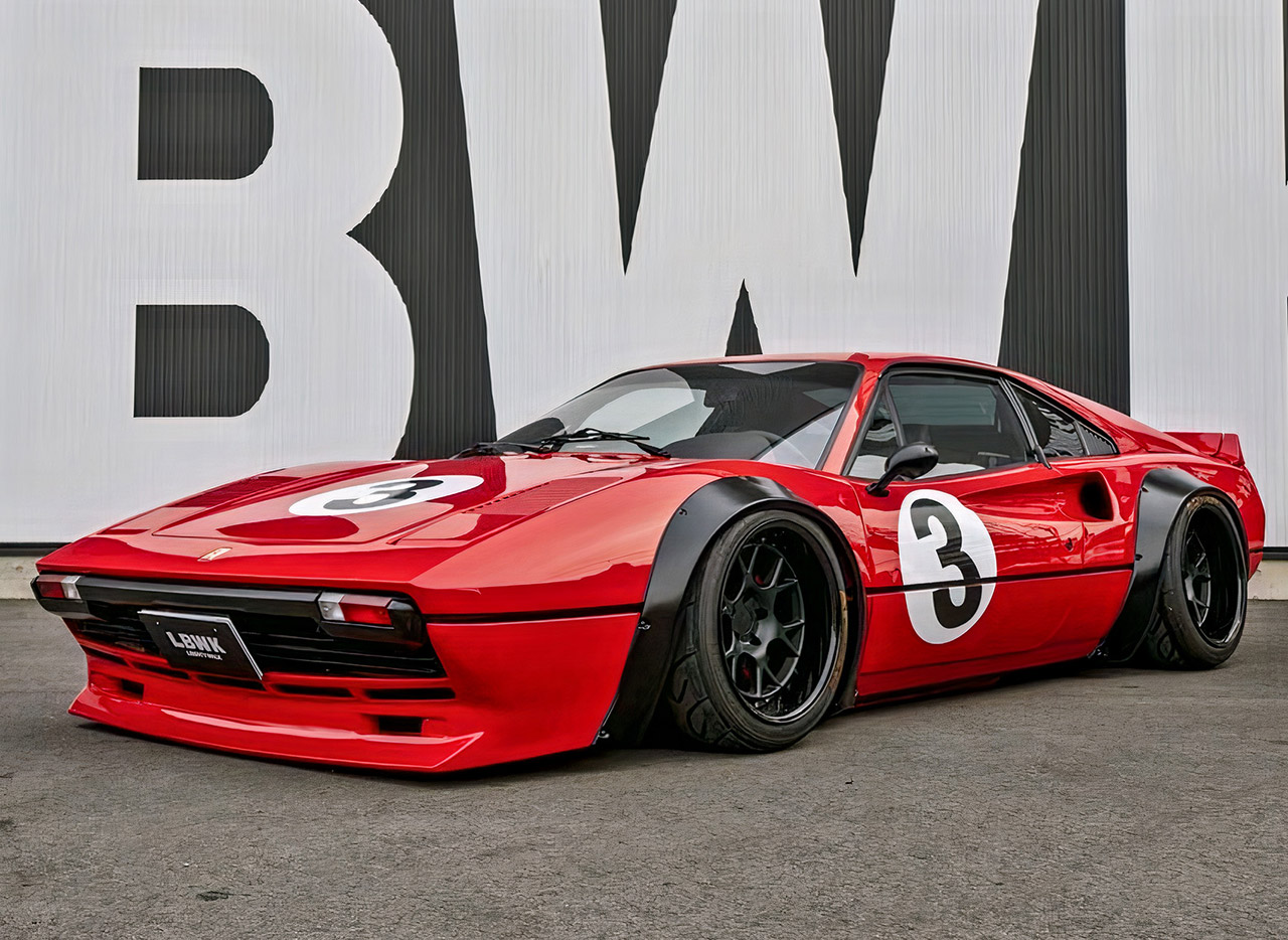 Liberty Walk Ferrari 308