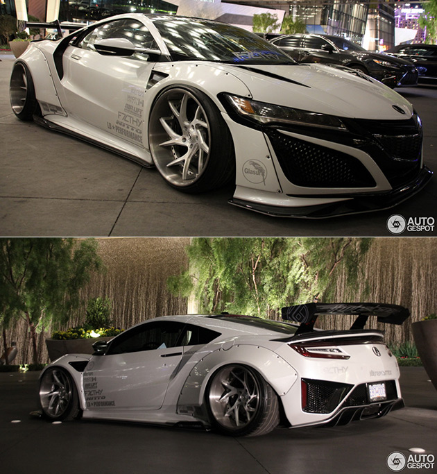 Liberty Walk NSX
