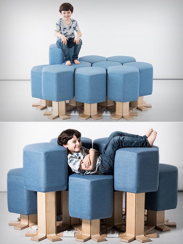 Lift-Bit Sofa