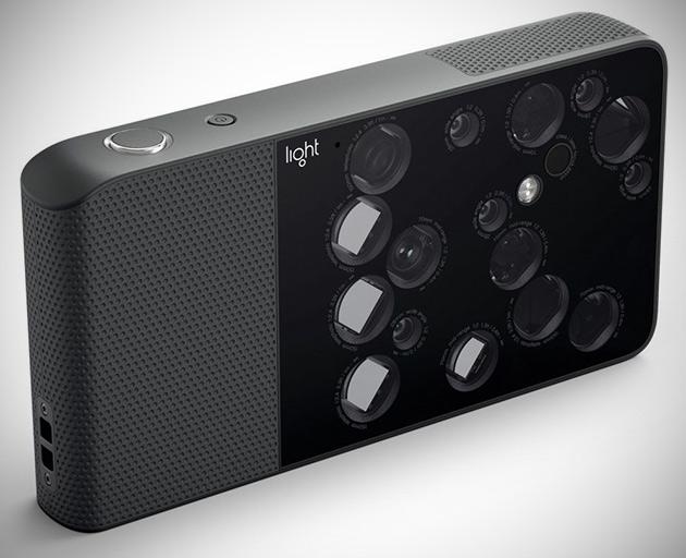 Light L16 16 Lens Camera