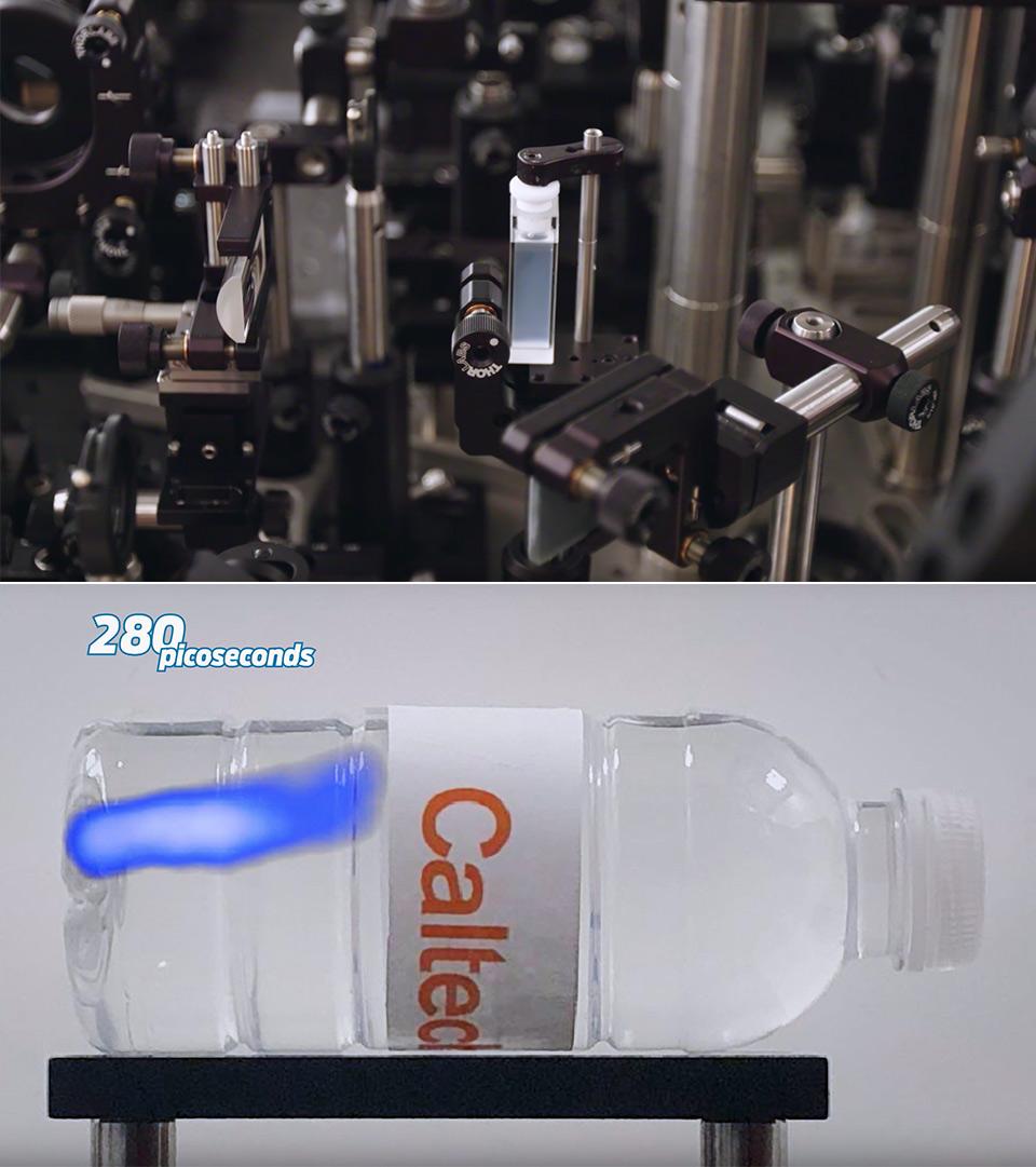 Light Super Slow Motion