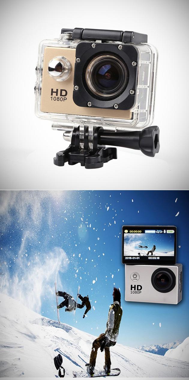 Lightdow LD4000 GoPro