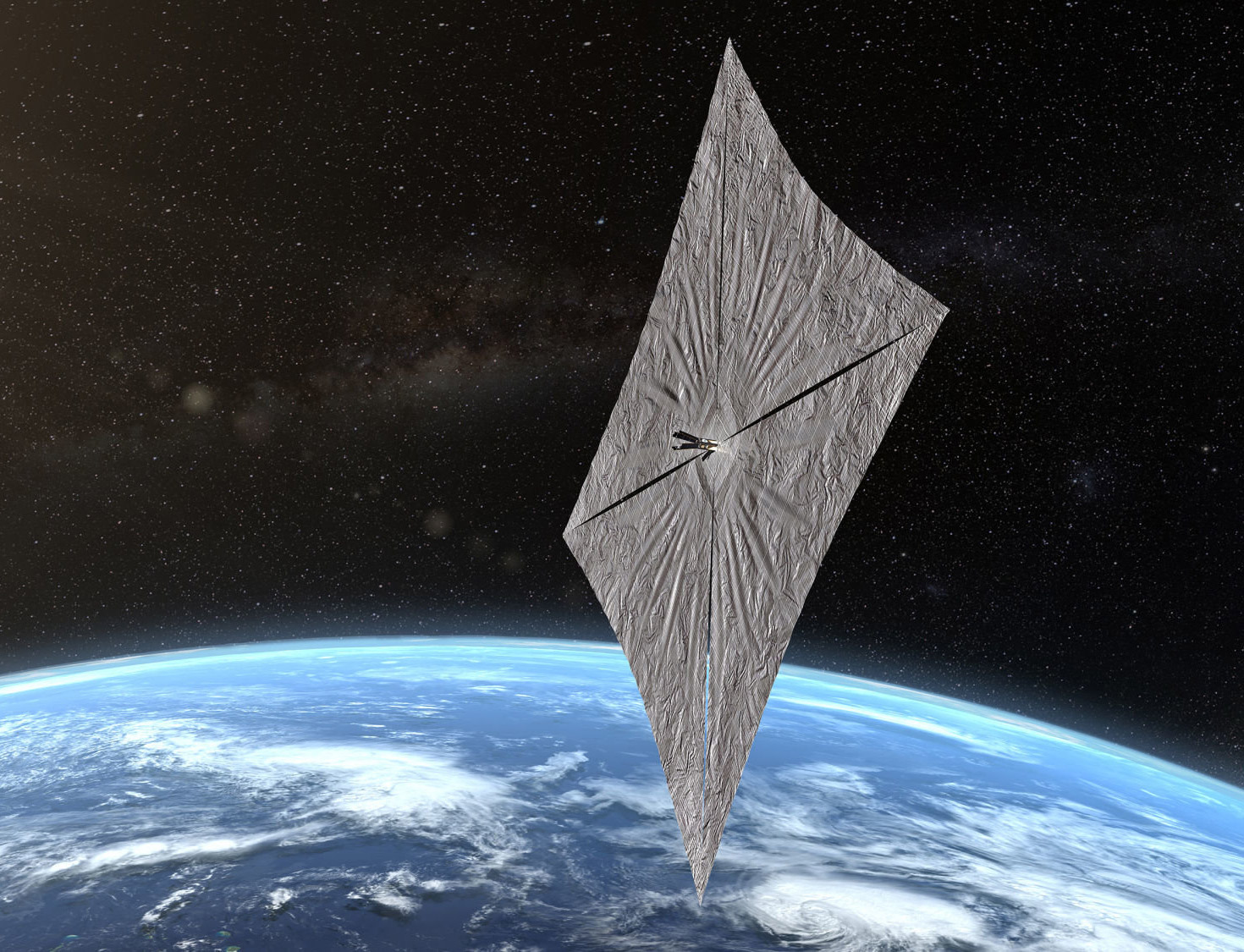 LightSail 2 Solar Spacecraft