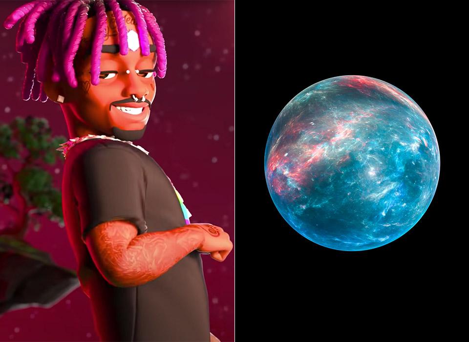 Lil Uzi Vert Grimes Planet WASP-127b