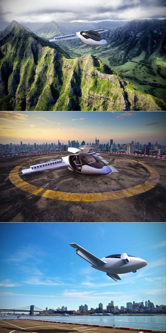 Lilium Personal Aircraft