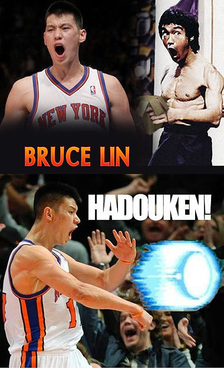 Lin (Knicks) After Basketball Internet Meme - TechEBlog