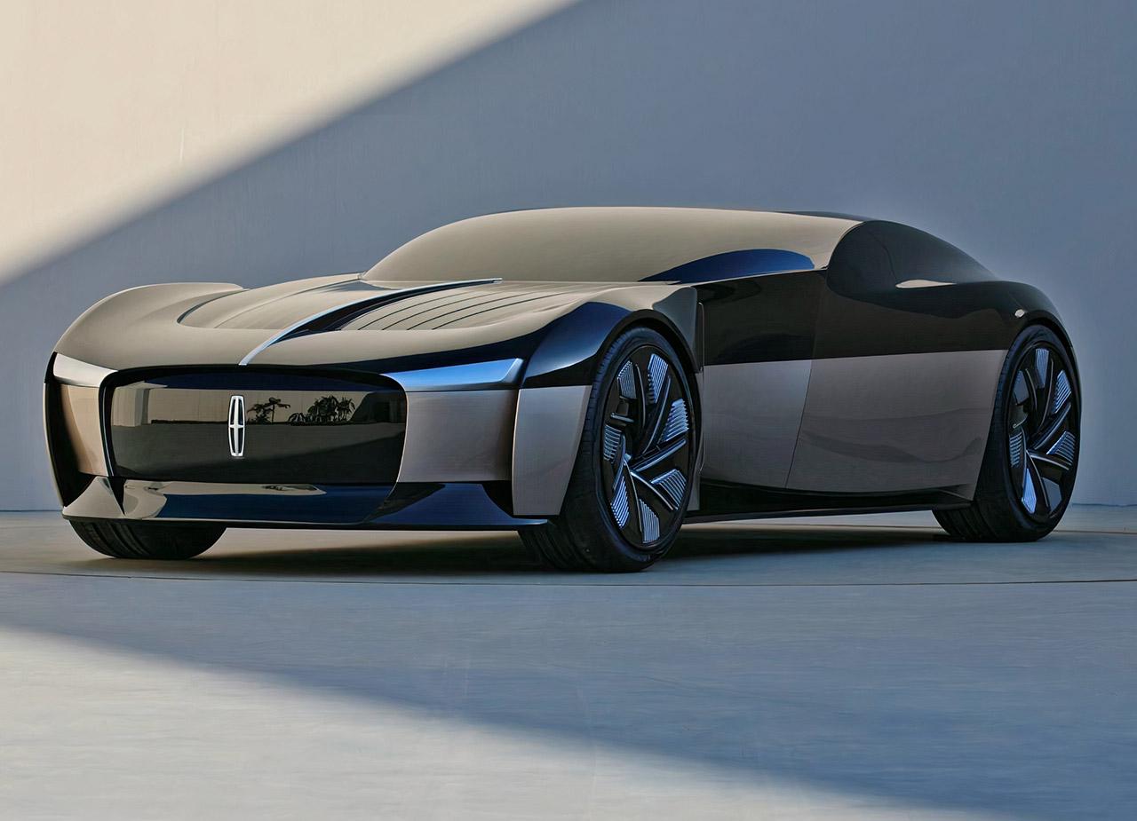 Lincoln Anniversary Concept Car