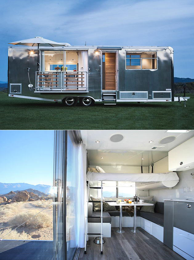 Living Vehicle Tiny House