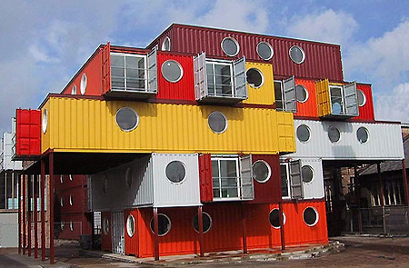 Homes Made From Storage Containers Feature: Living Spaces Made From  Shipping Containers   Techeblog