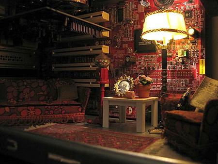 Living Room PC