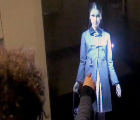 LM3Labs Introduces AirStrike Interactive Holograms (Video