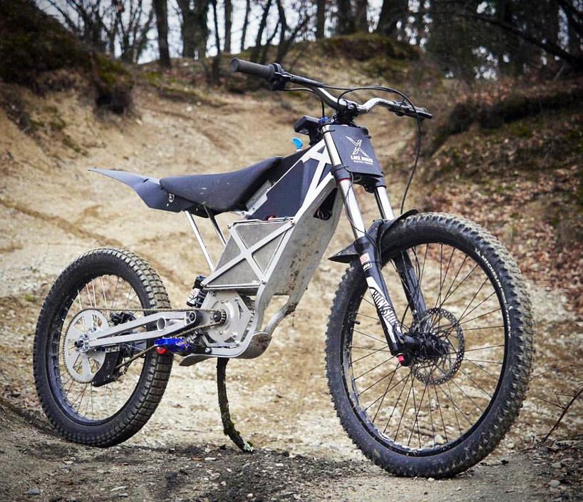 LMX 161 Freeride Motorcycle