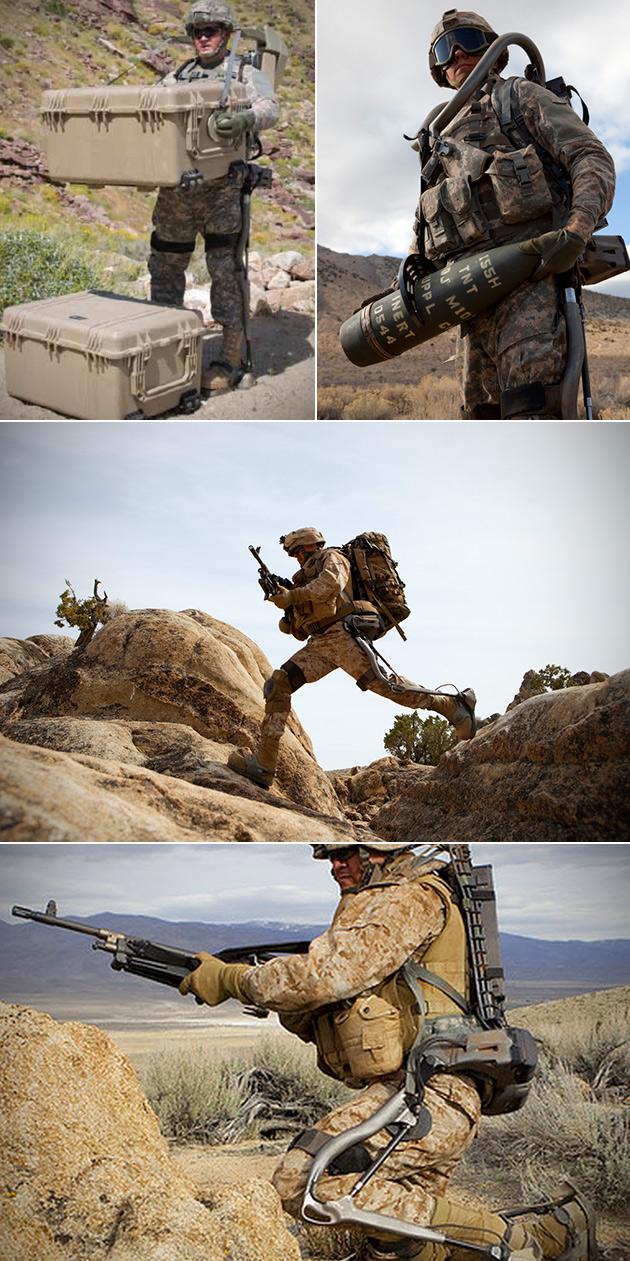 Lockheed HULC Exoskeleton
