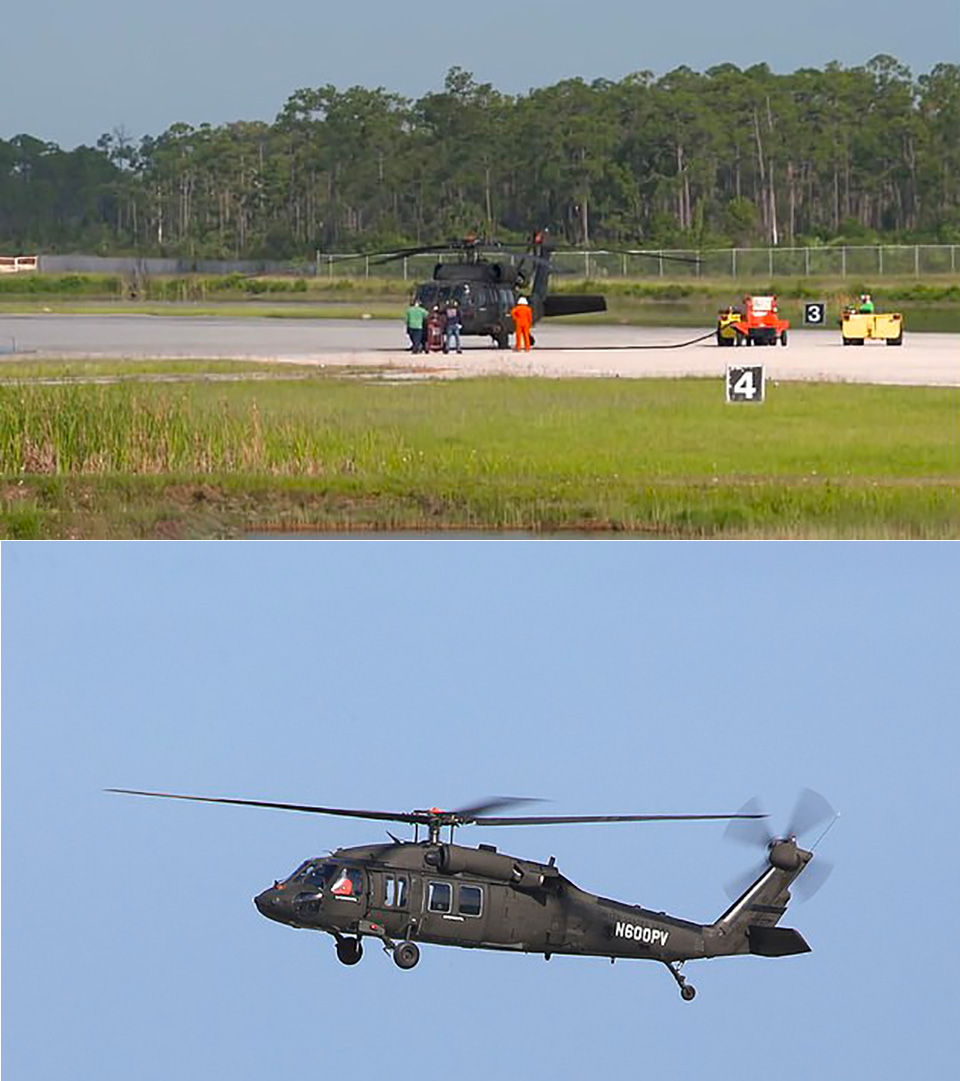 Lockheed Martin Remote-Controlled Helicopter