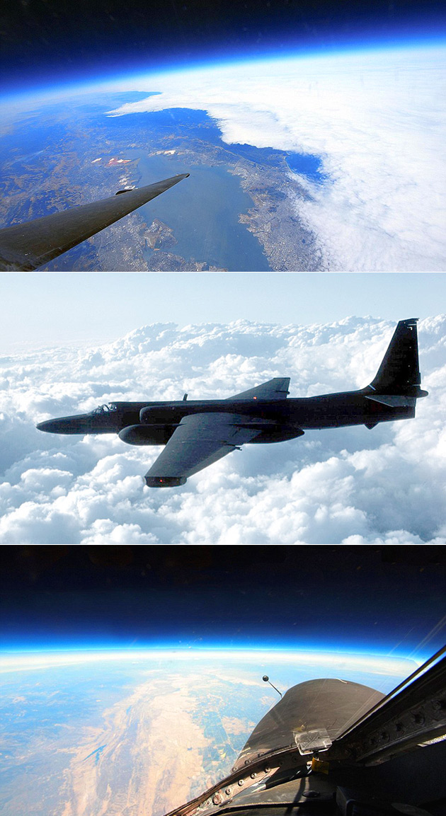 Flying At 70000 Feet And 5 More Cool Facts About Lockheeds U 2 Spy Plane