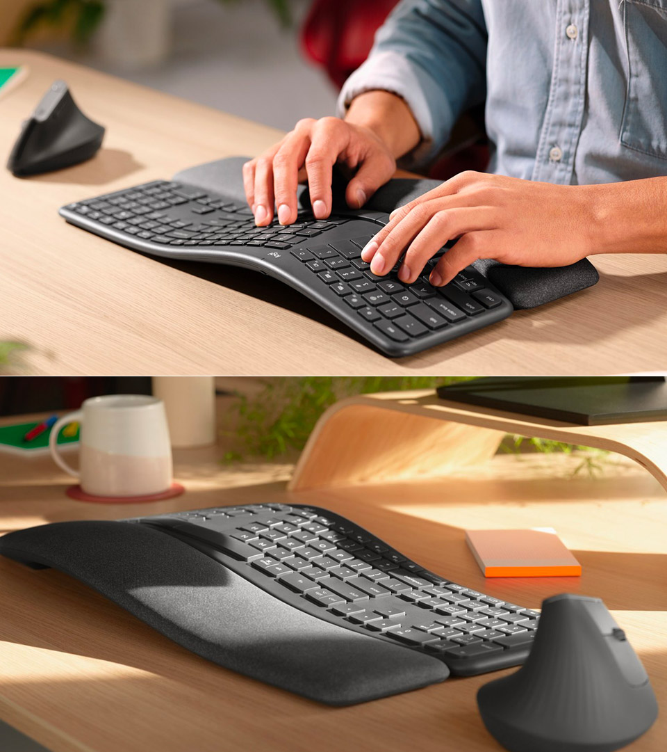 Logitech Ergo K860 Wireless Keyboard