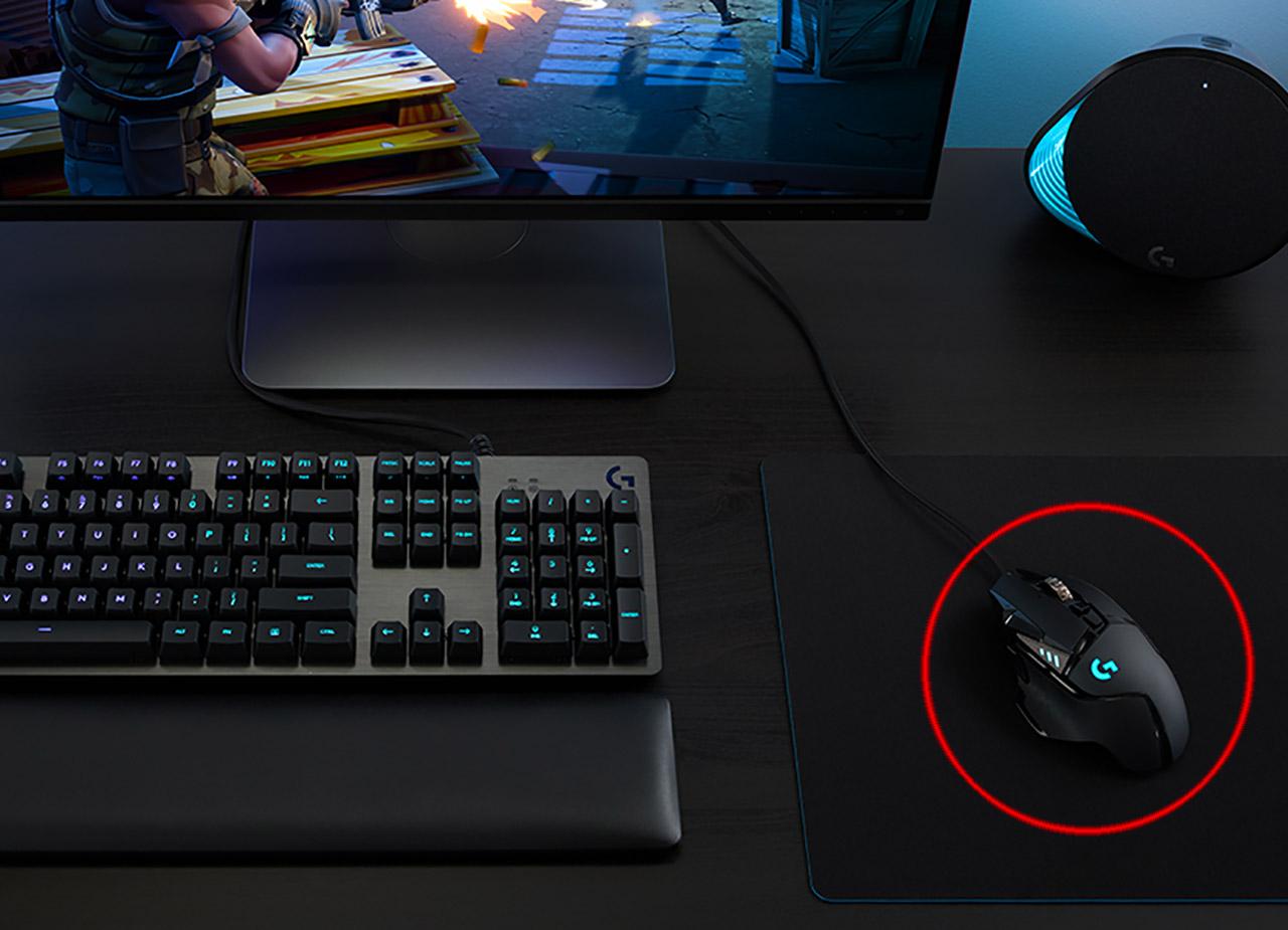 Logitech G502 Hero Gaming Mouse 25K Sensor