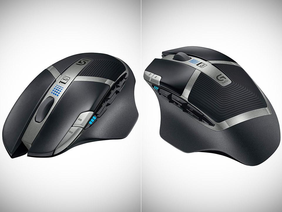 Logitech G602 Mouse Review