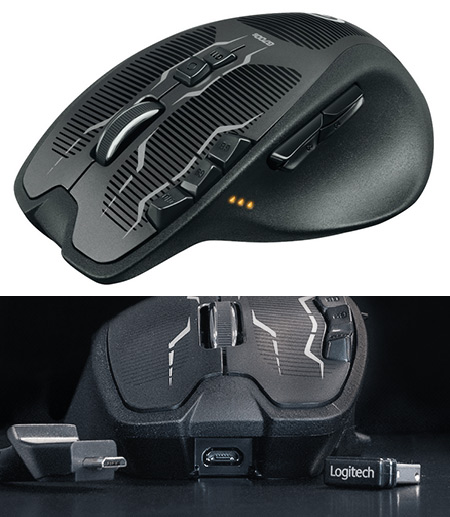 af2d2215522 Logitech G700s Rechargeable Gaming Mouse Gets 45% Reduction to $54.99  Shipped, Today Only