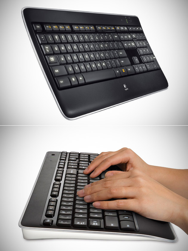 Logitech Illuminated K800 Keyboard