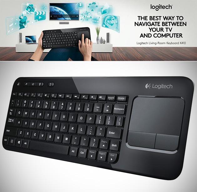 Logitech K410 Wireless Keyboard