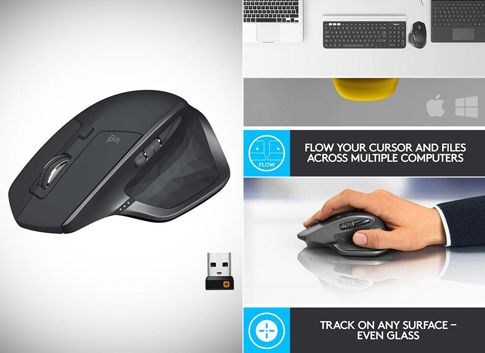 Logitech MX Master 2S Wireless Mouse 2021