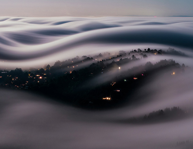 Long-Exposure Fog
