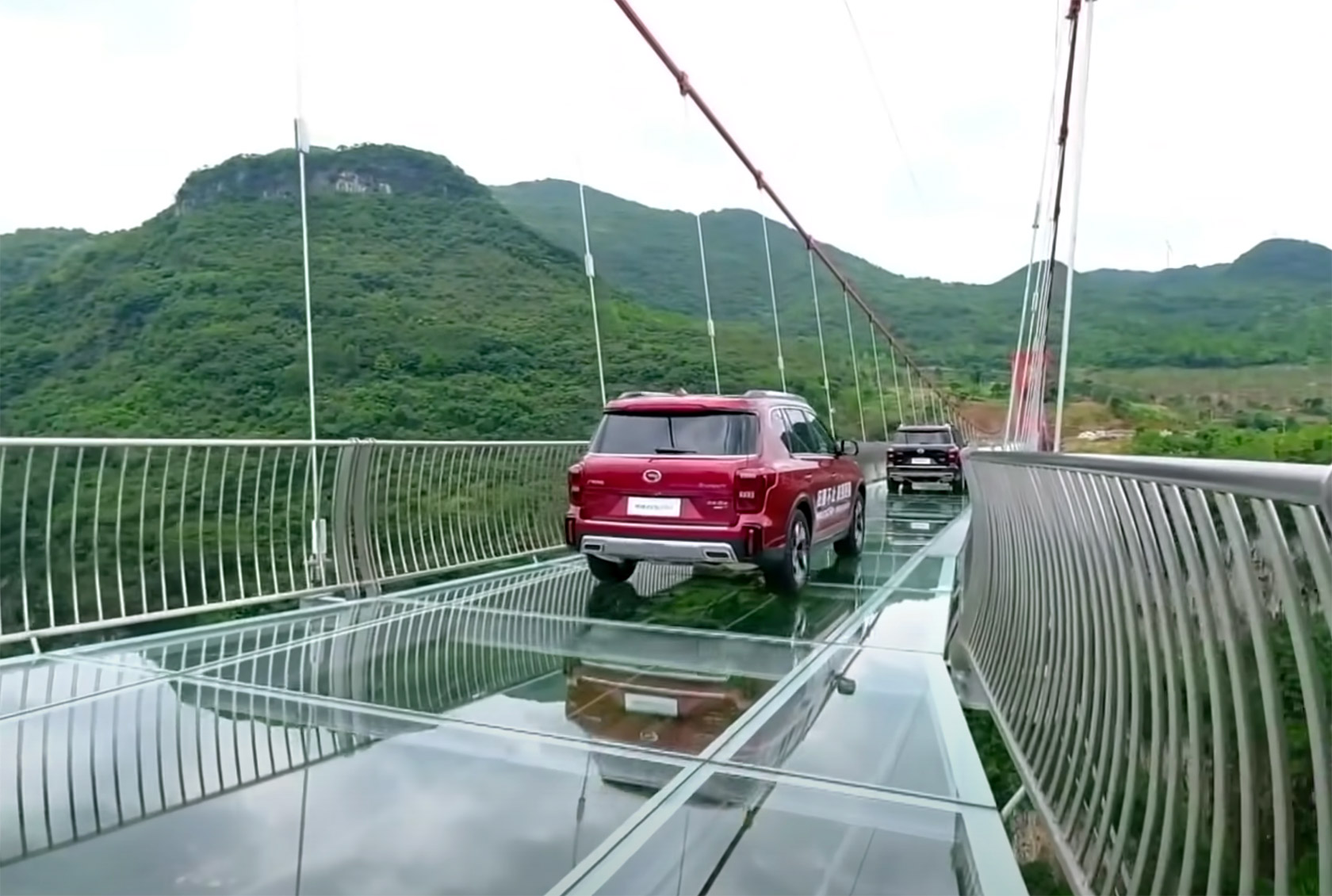 Longest Glass Bridge China