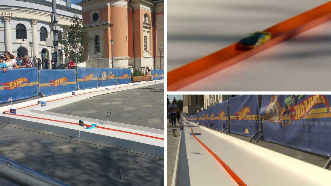 Longest Hot Wheels Track