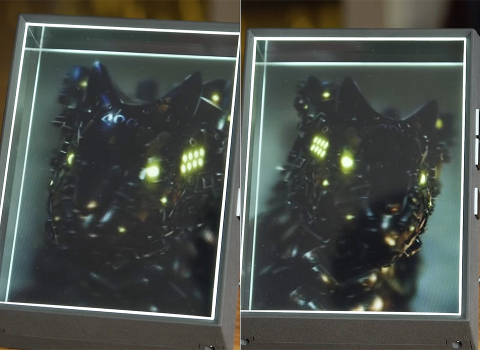 Looking Glass Portrait Holographic Display
