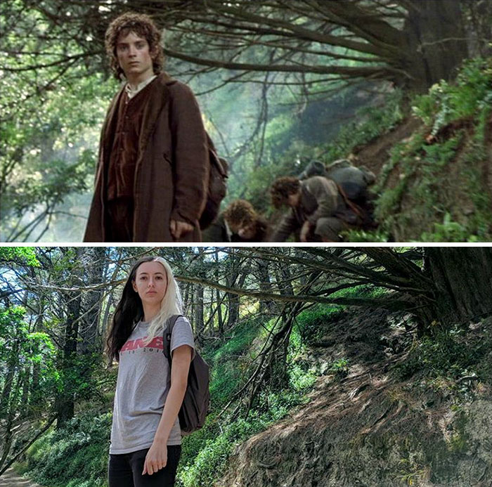 Lord of the Rings Locations