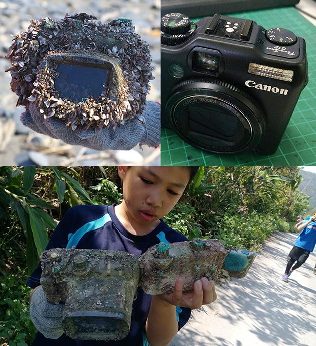 Lost Camera Sea