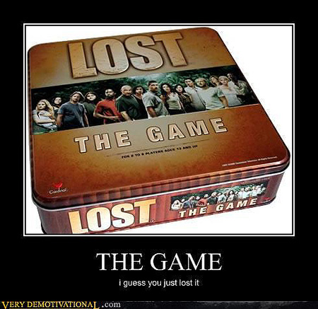 Lost The Game Techeblog