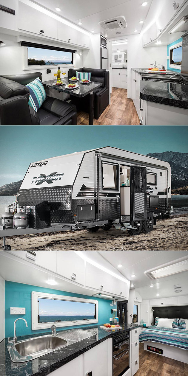 Lotus Tremor Camper