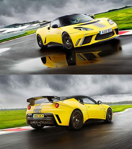 Lotus Evora Gte Is Companys Most Powerful Car Ever Techeblog