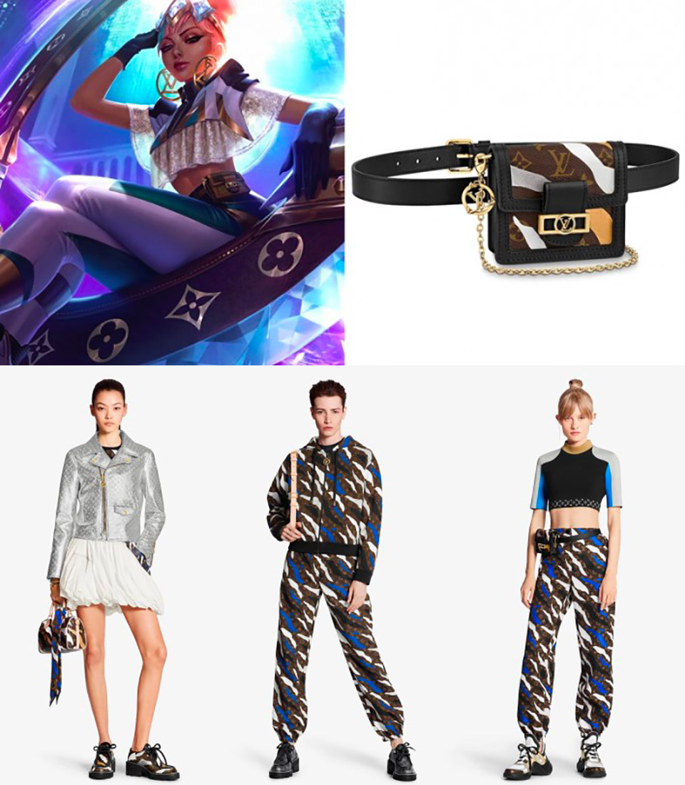 Louis Vuitton League of Legends