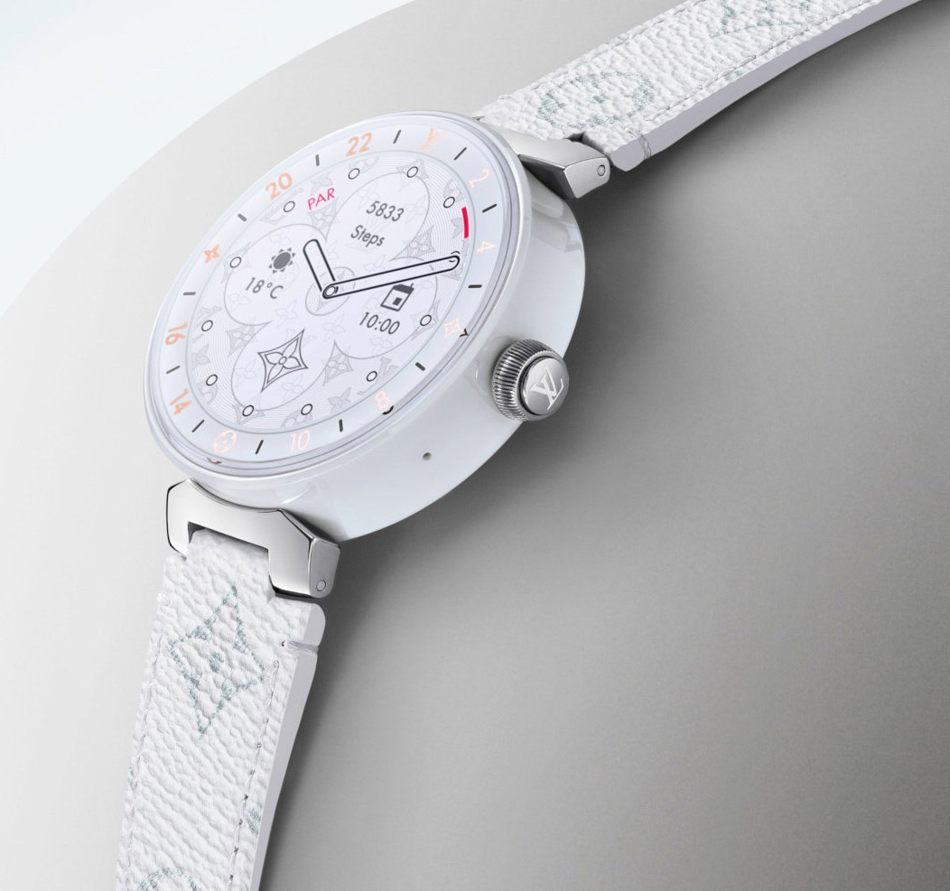 Louis Vuitton Smartwatch Qualcomm Snapdragon Wear OS