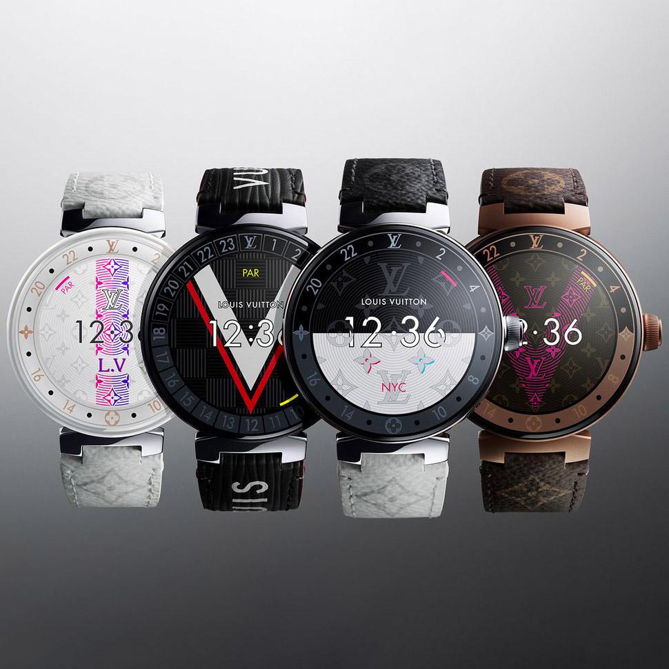 Louis Vuitton Smartwatch Qualcomm Snapdragon