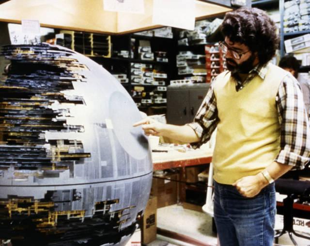 Lucas Death Star