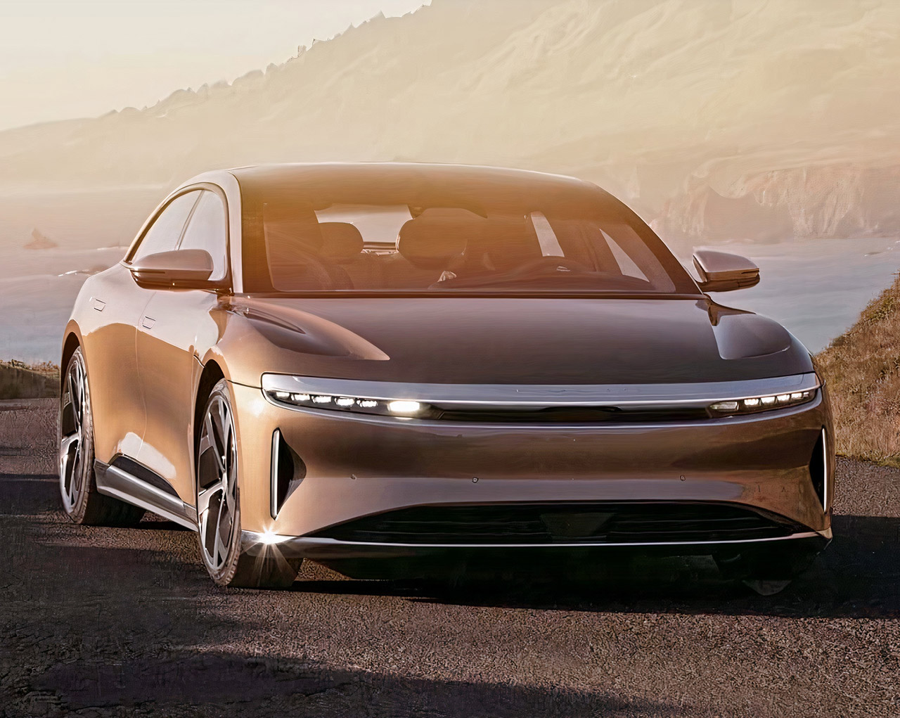Lucid Motors Air EV Dolby Atmos