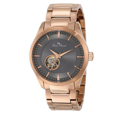 Lucien Piccard Rose Gold Watch Lucien Piccard Watch