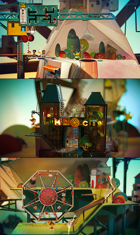 Lumino City Looks Like a Paper Mario Inspired Video Game, But Wait Until You See How It's Made